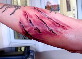 TATTOO SCARS by alan2009tattoo