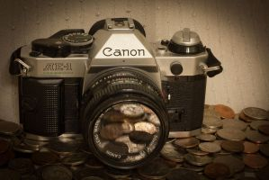 Spare Change Photography by FellowPhotographer
