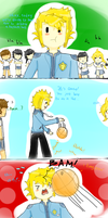 School! 1 : Dribbling by Ask-The-Boys