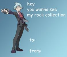 with love from steven stone by DalmationCat