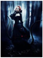 The Nightmare Countess by vLine-Designs