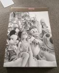 Kingdom Hearts Graphite Tribute by david-ng