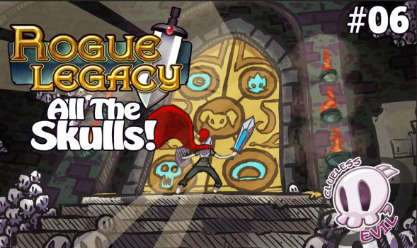 TitleCard Rogue Legacy by CluelesssEvil