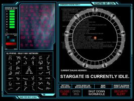 Stargate Dialing Program by guardianangelz