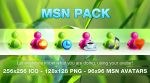 MSN Pack by SaviourMachine