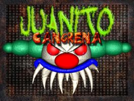 Juanito Cangrena Logo by DarkNova666