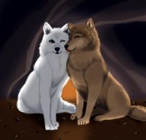 New Wolves by Arilysal