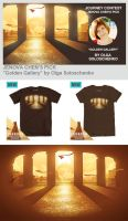 Journey shirts now available! by O-l-i-v-i