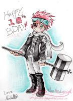 Lavi - bday by mmishee