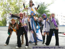 Vocaloid - Group by cecylicious