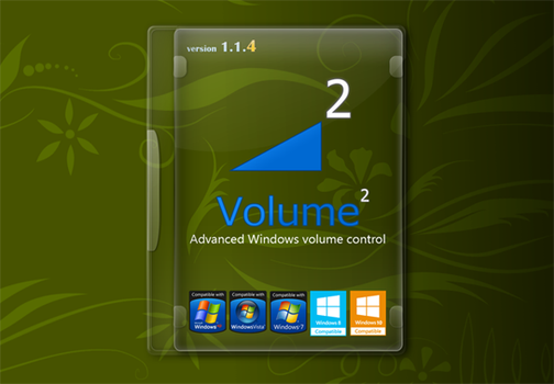 Volume2 version 1.1.4.347 Release by irzyxa