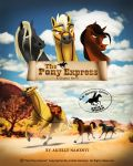 The Pony Express Preview by AN-ChristianComics