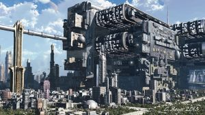 The Metroplex Area IV by ChristianBeyer