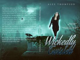 Wickedly Twisted - Cover Mock by AlexandriaDior