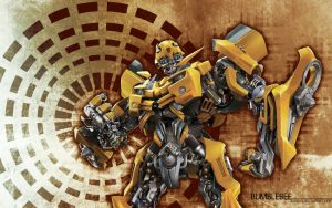 Transformers - Bumblebee by Dextera