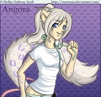 Commission: Angora. by Nocturia