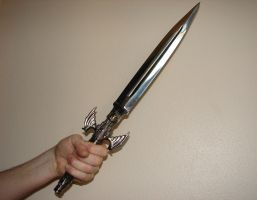 Manly Sword ManStock 2 by FantasyStock