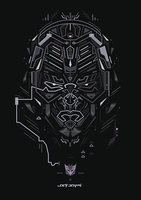 Decepticons - Lockdown by InkTheory