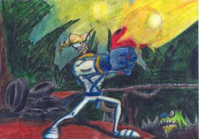 Earthworm Jim by distroya