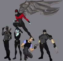 X-force by cspencey