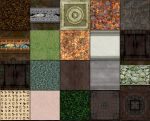 Mixed Texture Pack by bupaje