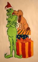 The Grinch by jaella08