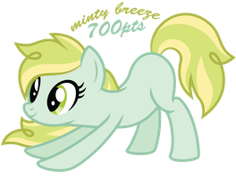 adoptable: minty breeze (closed) by ivyhaze