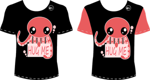 Zombie fish- hug me design by Fluffeh-one