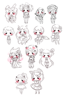 mini minis by cassisxx