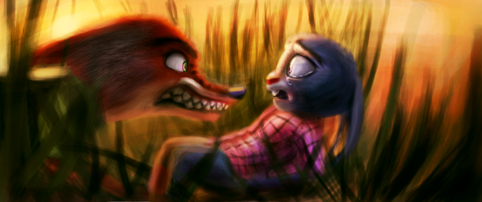 Savaged by Foxeus