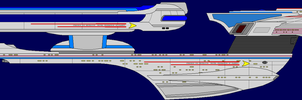 Excelseior Class Refit by captshade