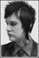 Jimmy 'The Rev' Sullivan by theblackproject