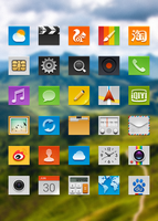Android Launcher Icons by Ashung