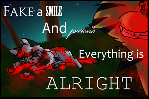 Fake a smile by Captain-Speck