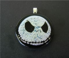 Glass Nightmare Before Christm by FusedElegance