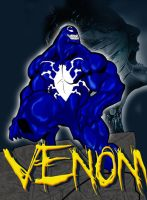 VENOM_COLOR by vandalocomics