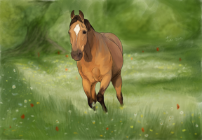 Della Speed Paint by TheMidasTouch