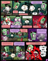 Dib in Wonderland- Page 17 by Spectra22