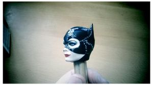 Catwoman - paint job 4 by DarrenCarnall