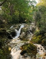 Glen River Waterfalls, Mournes by Gerard1972