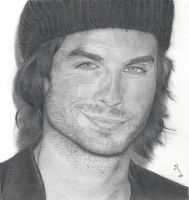 Ian somerhalder by azipop
