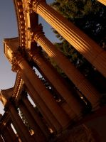 Palace Of Fine Arts San Francisco 02 by abelamario