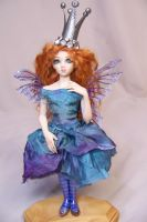 'Iliana' ooak fairy princess by AmandaKathryn