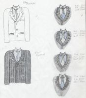 Suit, Shirt and Stripe Ideas by Lord-Malachi