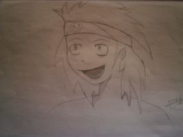 Crazy Guy_Anime by Ritunes
