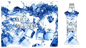 Art Water Ice Cool by Mariowzoom3