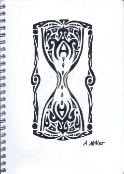 hourglass by Relttim