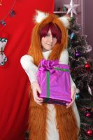 Merry Christmas and happy New Year :3 by dragonanjo