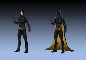 Cassandra Cain Redesign by jadenwithwings