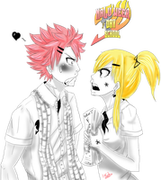 NaLu week day- -SCHOOL by Isayuuki